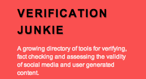 Verification Junkie Slide