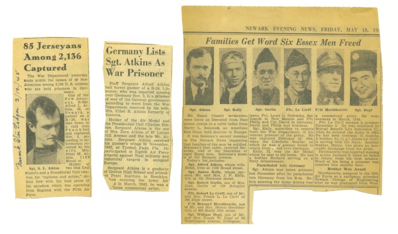 war clippings