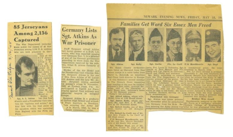 war clippings