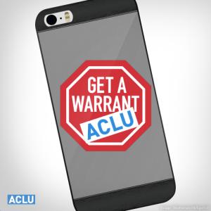 aclu warrant